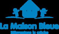 Entreprise la maison bleue - Logo
